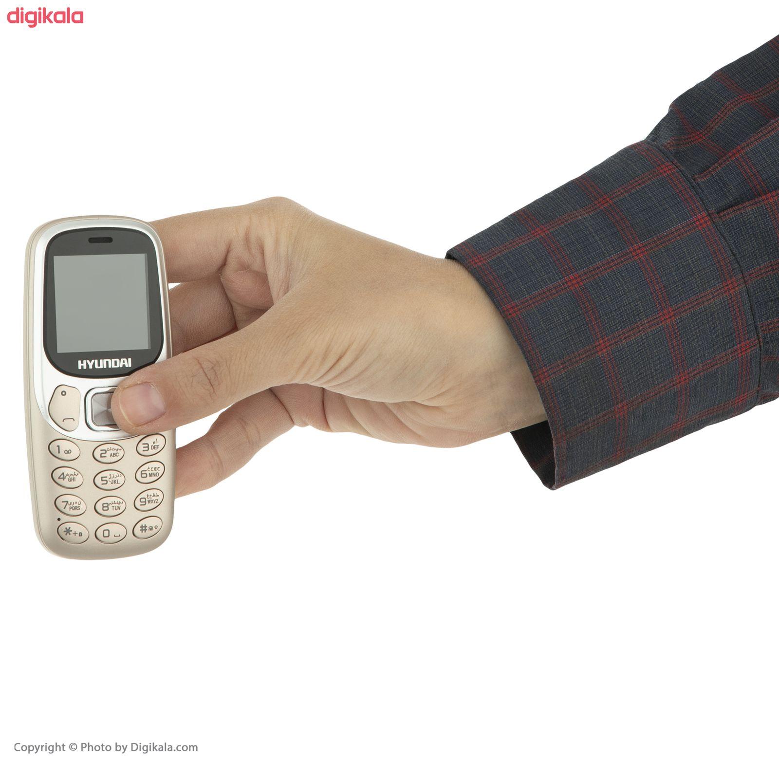 گوشی موبایل هیوندای مدل Seoul K5 دو سیم کارت main 1 15