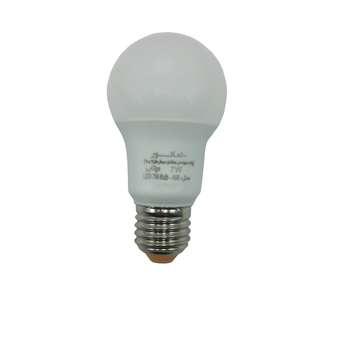 لامپ ال ای دی 7 وات نمانور مدل A55 پایه E27