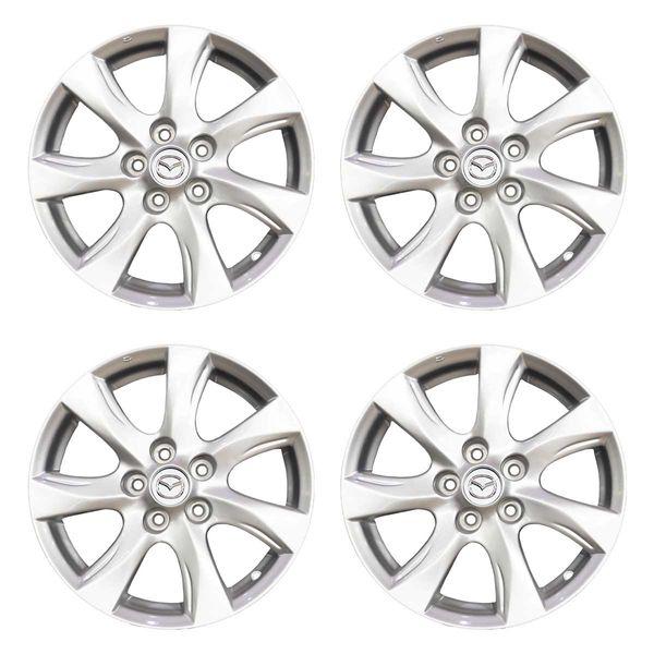رینگ چرخ مدل 125 سایز 16 اینچ بسته 4 عددی غیر اصل