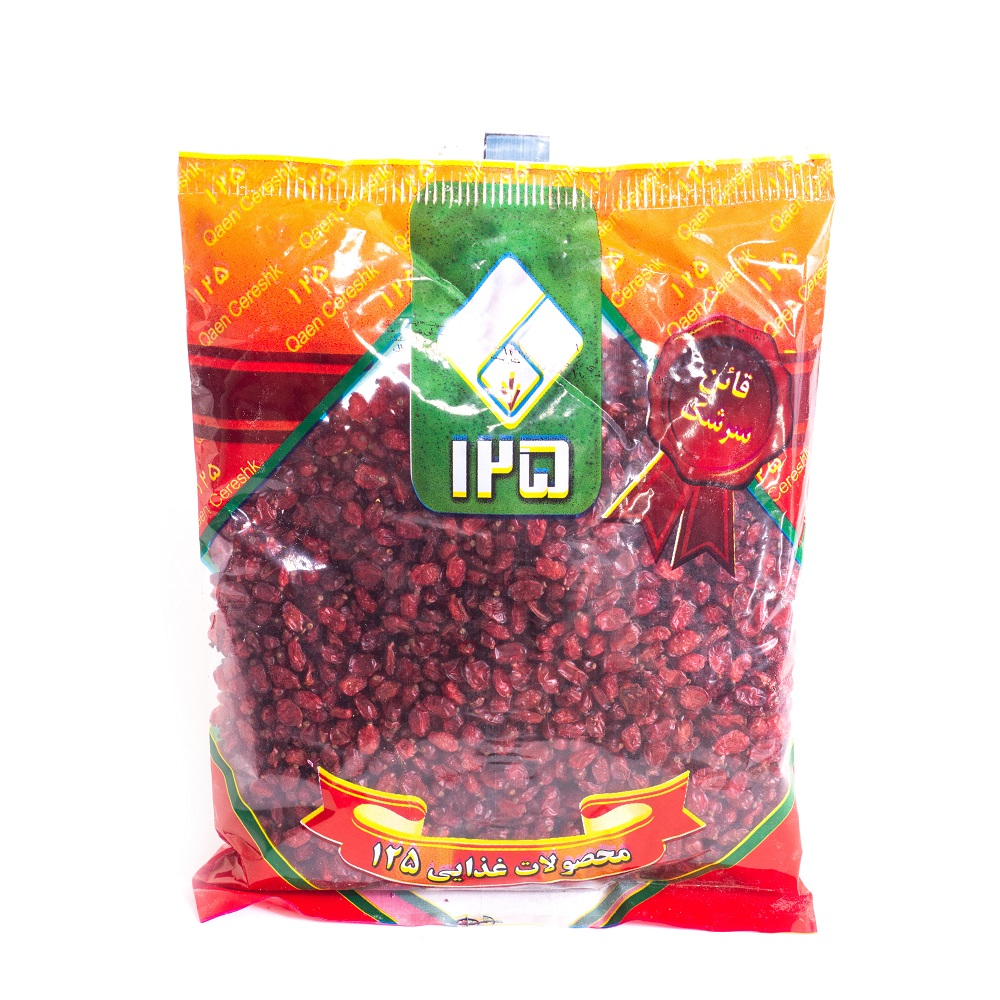 125 dried puffy barberry, 150 g