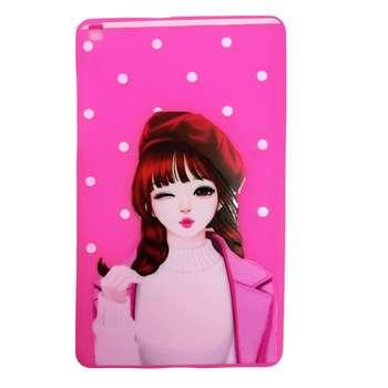 کاور طرح GIRL مدل GL-11 مناسب برای تبلت سامسونگ Galaxy Tab A 8.0 2019 T295 / T290
