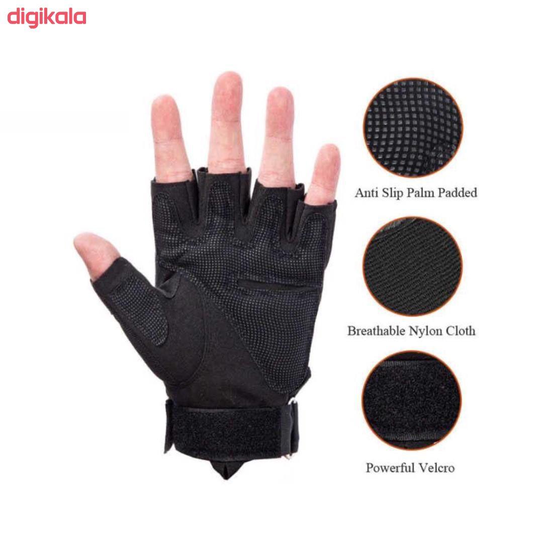 دستکش ورزشی اوکلی مدل d2 main 1 3