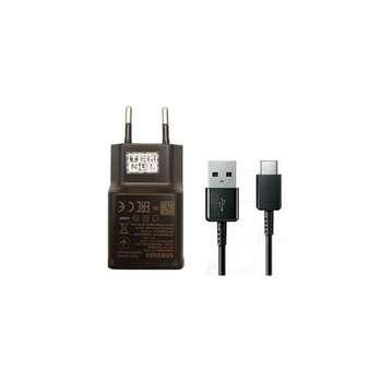 شارژر دیواری مدل EP-TA200-S10-T-Cبه همراه کابل تبدیل USB-C