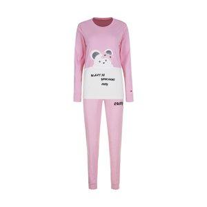 ست تی شرت و شلوار زنانه مادر مدل 2041301-84