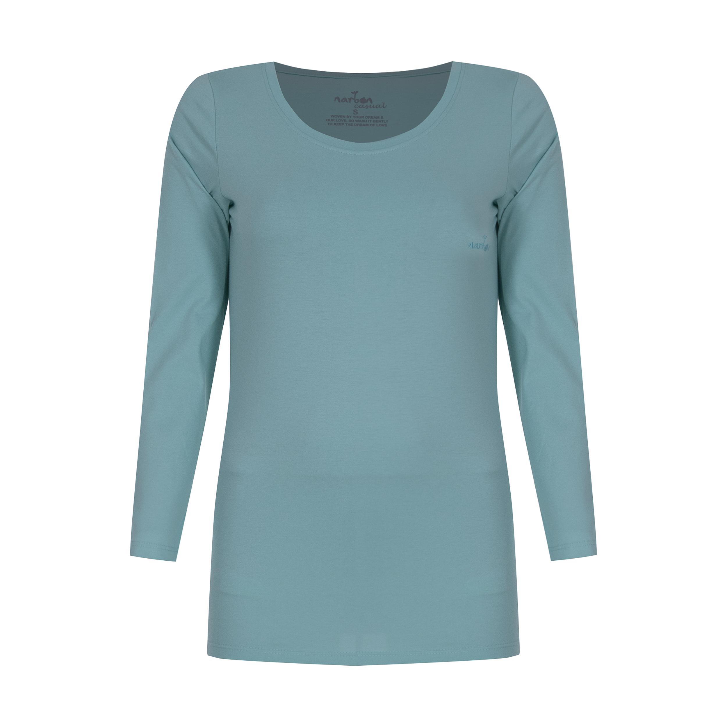 تی شرت زنانه ناربن مدل 1521248-54