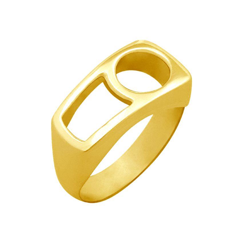 انگشترنقره  زنانه کد R207Pgo -  - 2
