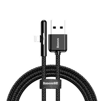 کابل تبدیل USB به لایتنینگ باسئوس مدل CAL7C-A01 طول 1 متر