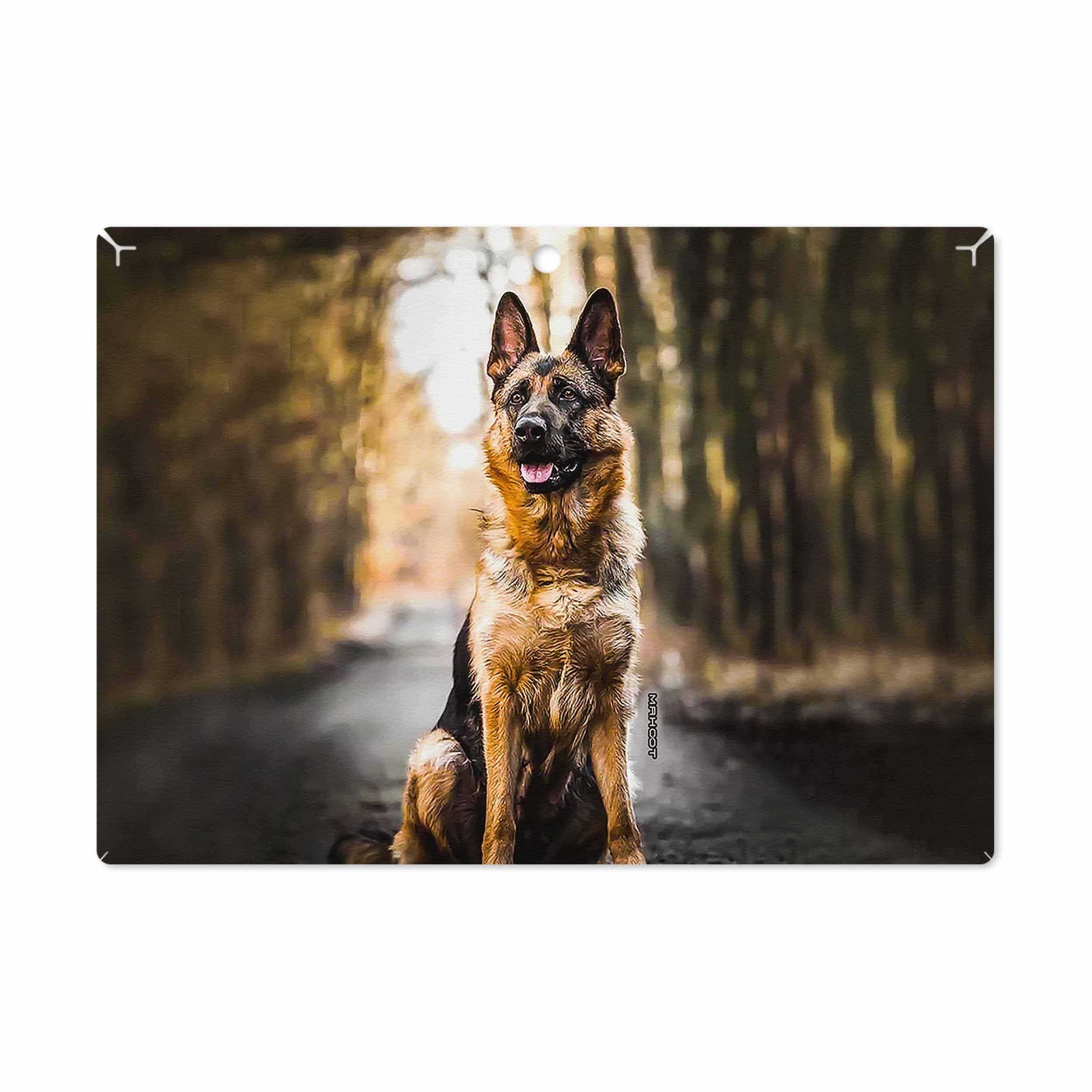 بررسی و خرید [با تخفیف]                                     برچسب پوششی ماهوت مدل Dog-1 مناسب برای تبلت لنوو Miix 320 2017                             اورجینال