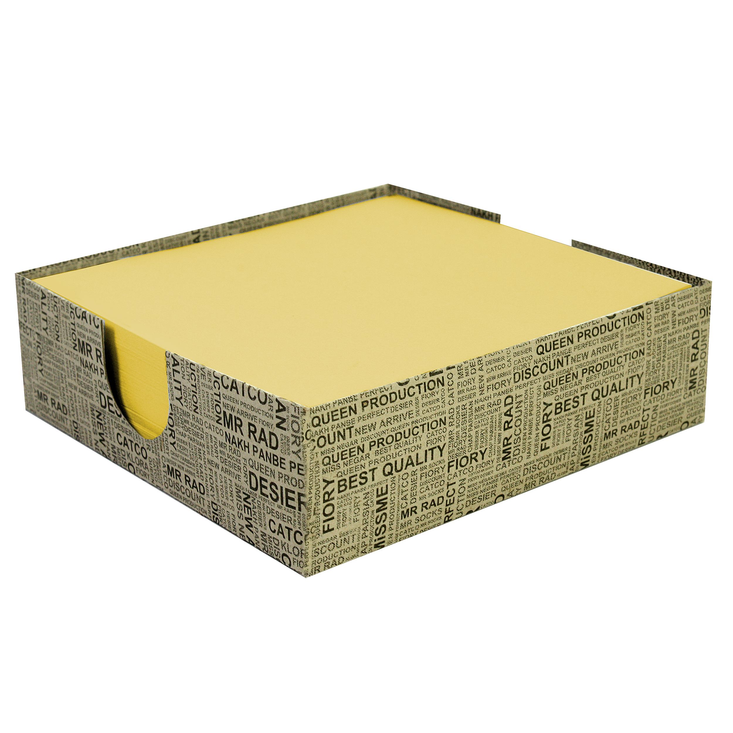 کاغذ یادداشت FG مدل پریا کد Y-1035 بسته 200 عددی