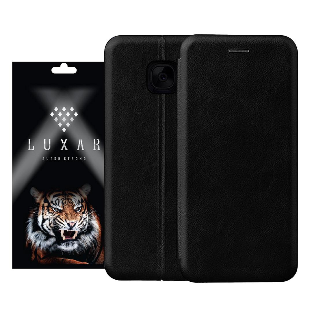 کیف کلاسوری لوکسار مدل LFC-260 مناسب برای گوشی موبایل سامسونگ Galaxy S7 Edge