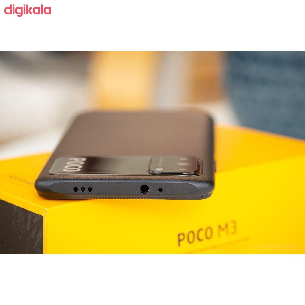 گوشی موبایل شیائومی مدل POCO M3 M2010J19CG دو سیم کارت ظرفیت 64 گیگابایت main 1 7