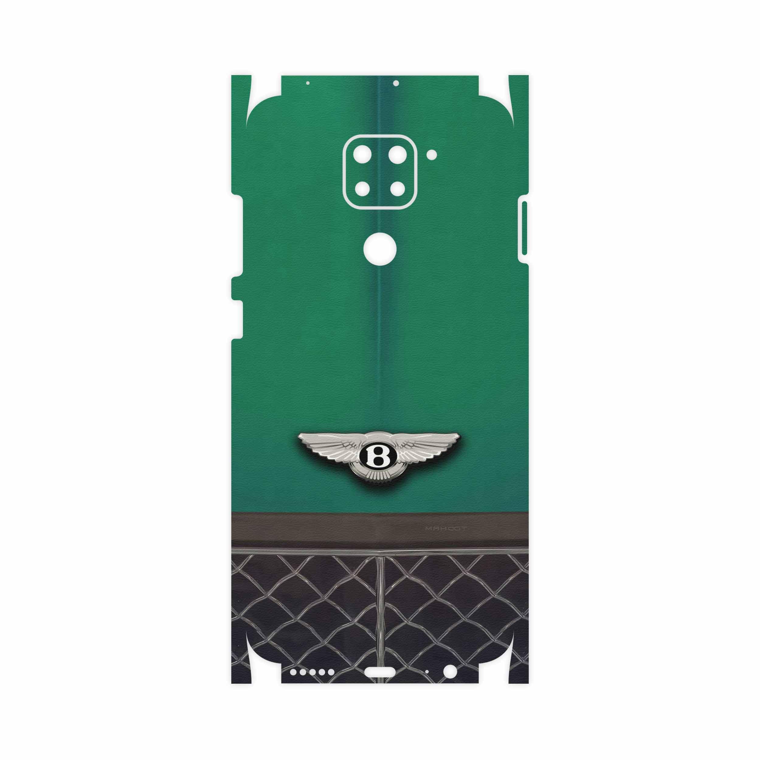 برچسب پوششی ماهوت مدل Bentley-FullSkin مناسب برای گوشی موبایل شیائومی Redmi Note 9