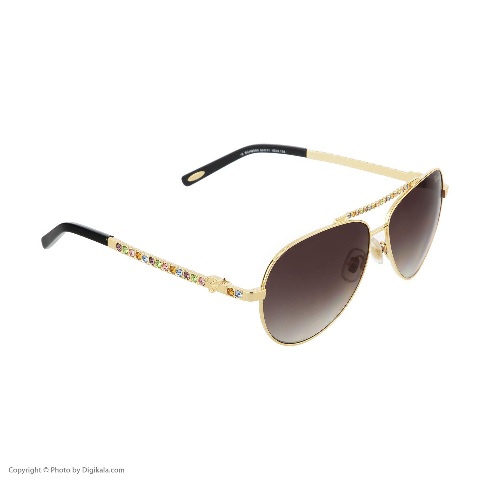عینک آفتابی زنانه شوپارد مدل 58 -  - 6