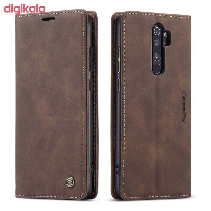 کیف کلاسوری کیس می مدل Vintage-013 مناسب برای گوشی موبایل شیائومی Redmi Note 8 Pro main 1 5