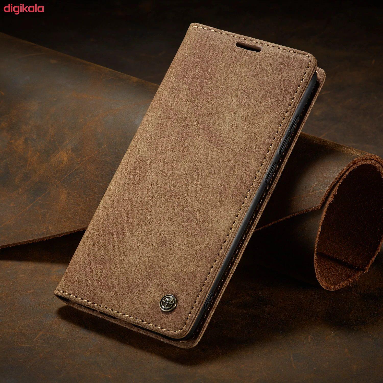 کیف کلاسوری کیس می مدل Vintage-013 مناسب برای گوشی موبایل شیائومی Redmi Note 8 Pro main 1 14