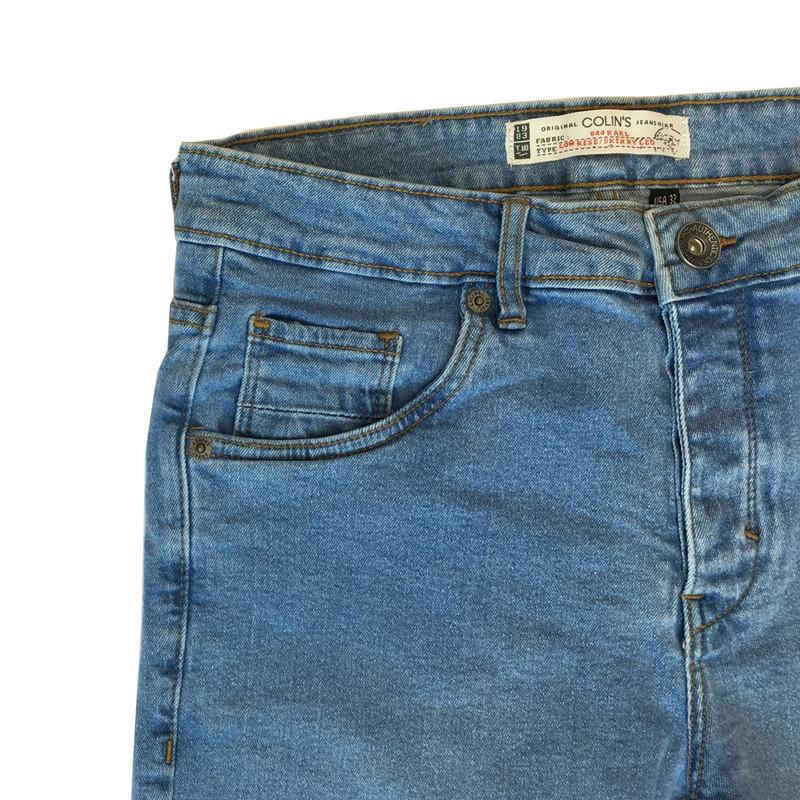 شلوار جین مردانه کالینز مدل M34635B