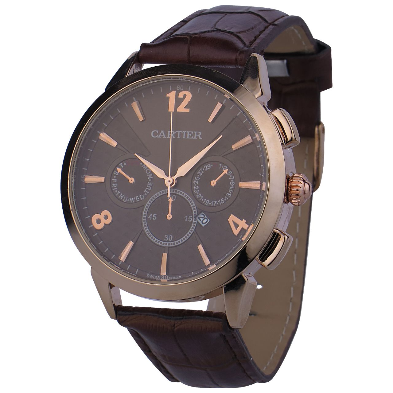 قیمت                      ساعت مچی عقربهای مردانه مدل C.T-213