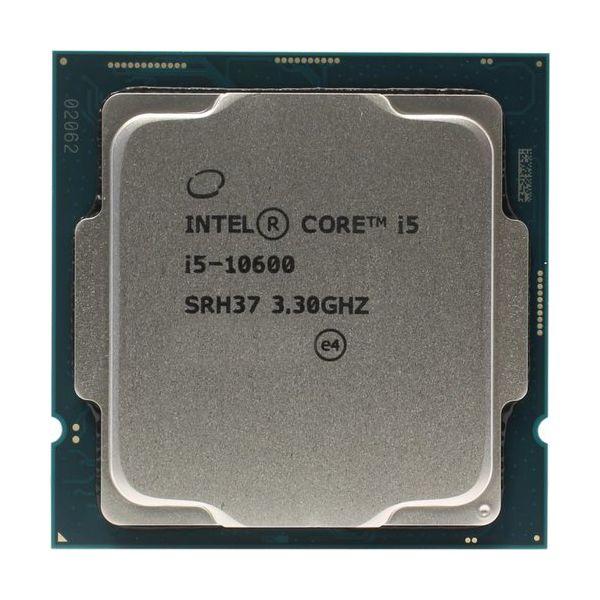 پردازنده مرکزی اینتل سری Comet Lake مدل Core i5-10600