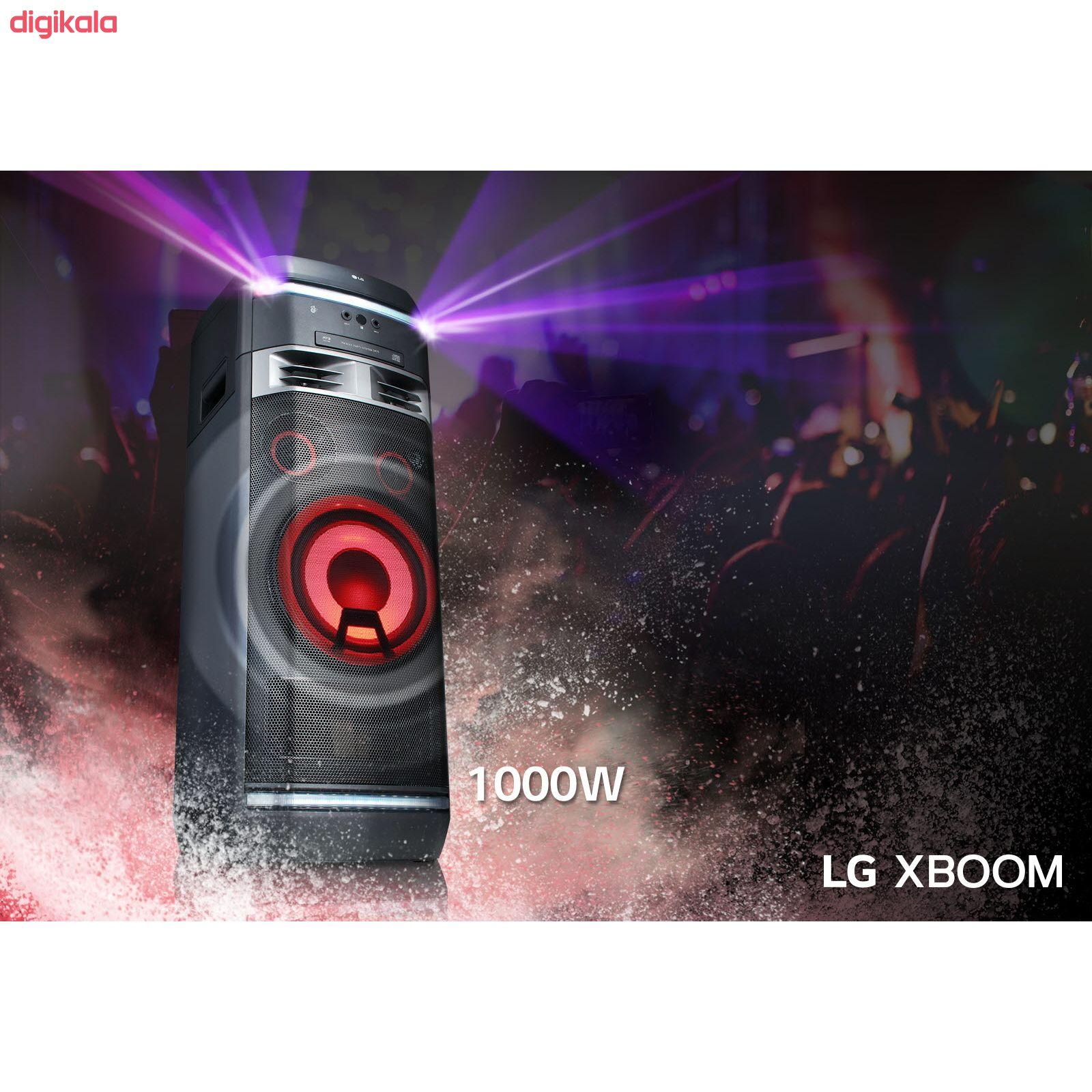سیستم صوتی ال جی مدل OK75 main 1 1
