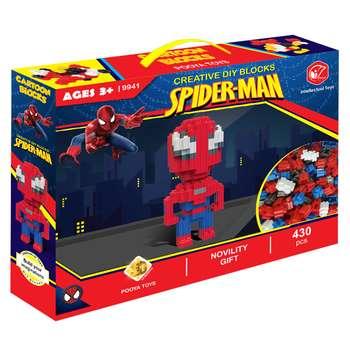 ساختنی اسباب بازی های پویا طرح مرد عنکبوتی کد 9941