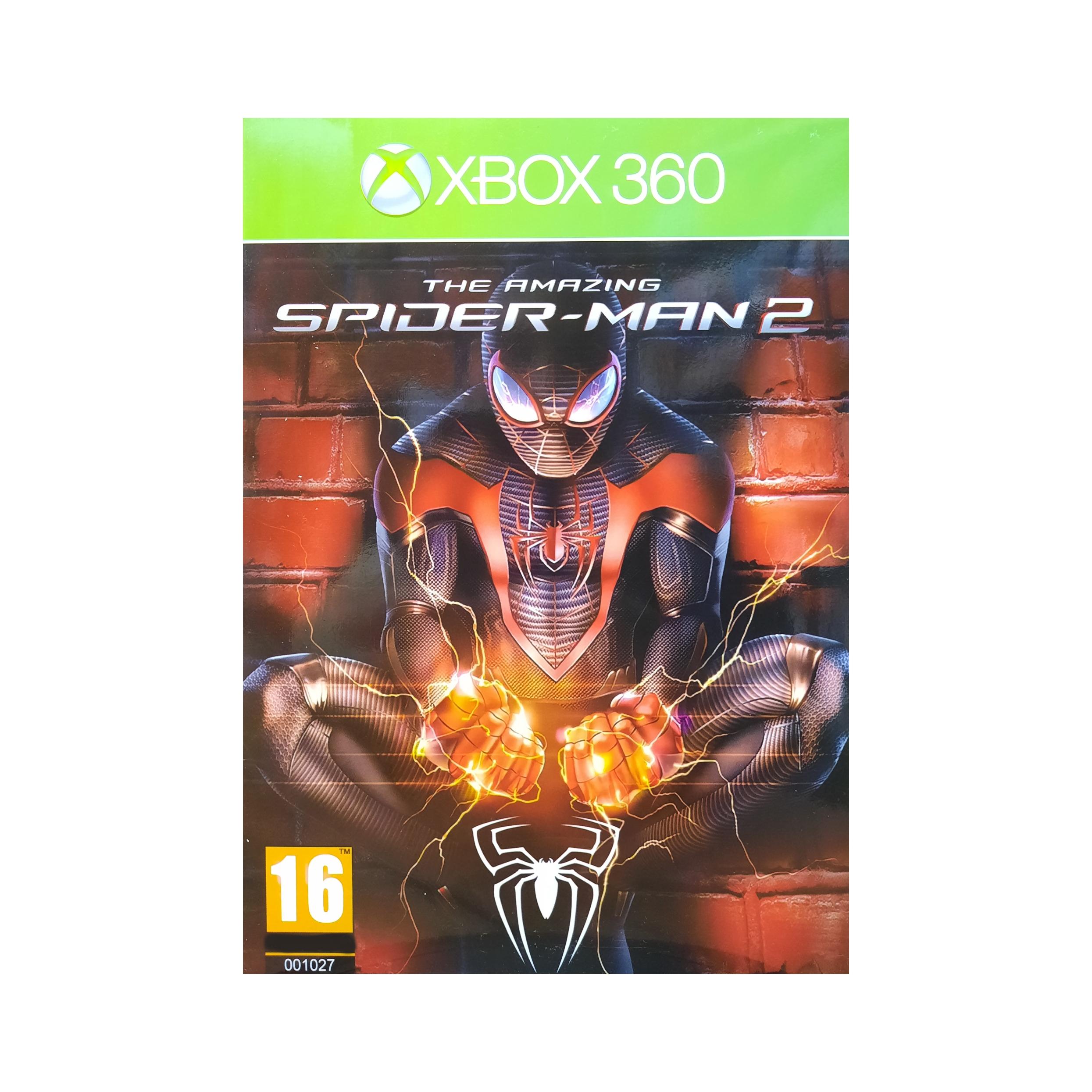بازی The Amazing Spider Man 2 مخصوص Xbox 360