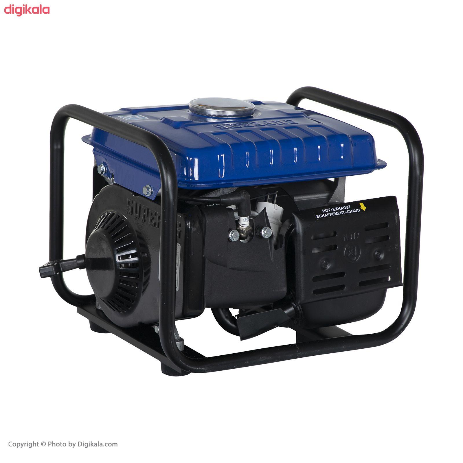موتور برق بنزینی سوپر تی جی مدل TG2500DC کد 3 main 1 6