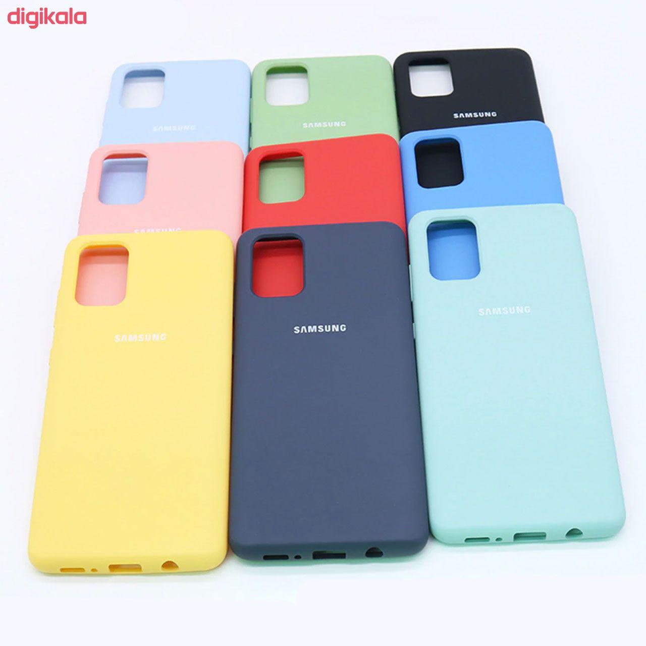 کاور مدل SLCN مناسب برای گوشی موبایل سامسونگ Galaxy A71 main 1 2