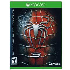 بازی Spiderman 3 مخصوص Xbox 360