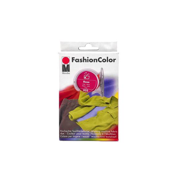 رنگ پارچه مارابو مدل fashion color حجم 90 میلی لیتر