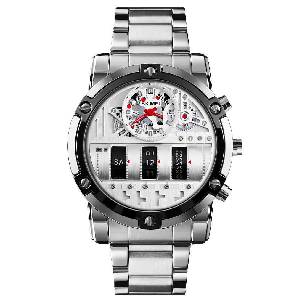 ساعت مچی عقربه ای مردانه اسکمی مدل 1558S              ارزان