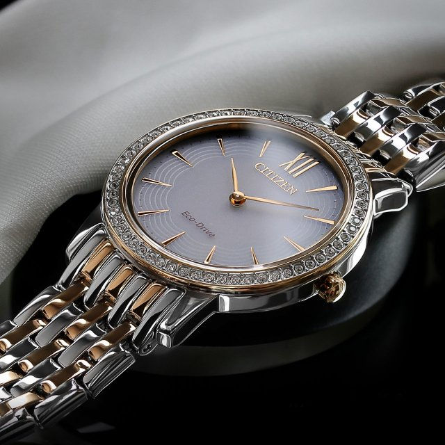 ساعت مچی عقربه ای زنانه سیتی زن مدل EX1484-81A -  - 9