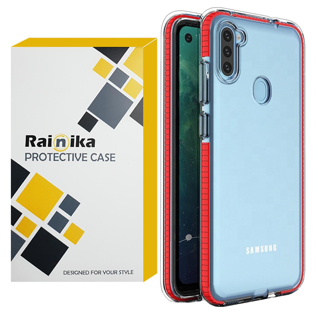کاور رینیکا مدل Co111ers مناسب برای گوشی موبایل سامسونگ Galaxy A11
