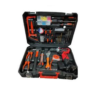 مجموعه 125 عددی ابزار ادون مدل ED-40L-TZ