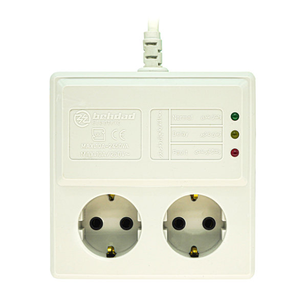 محافظ ولتاژ بهداد الکتریک مدل آنیل m03