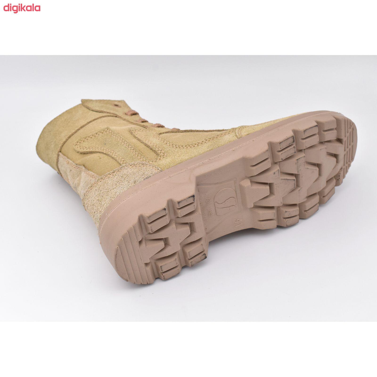 کفش کوهنوردی مردانه مدل Razm کد 8485 main 1 11