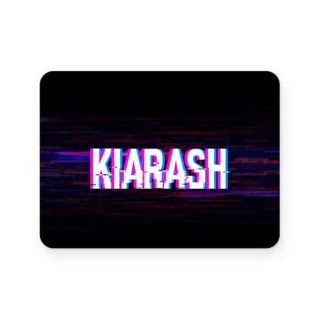 برچسب تاچ پد دسته پلی استیشن 4 ونسونی طرح KIARASH