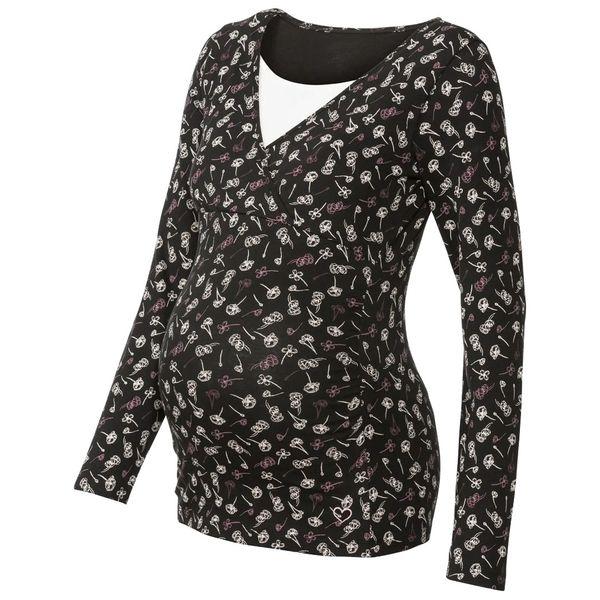 تی شرت بارداری اسمارا مدل Par1183