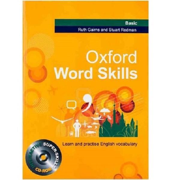 کتاب oxford word skills basic اثر Ruth Gairns انتشارات oxford