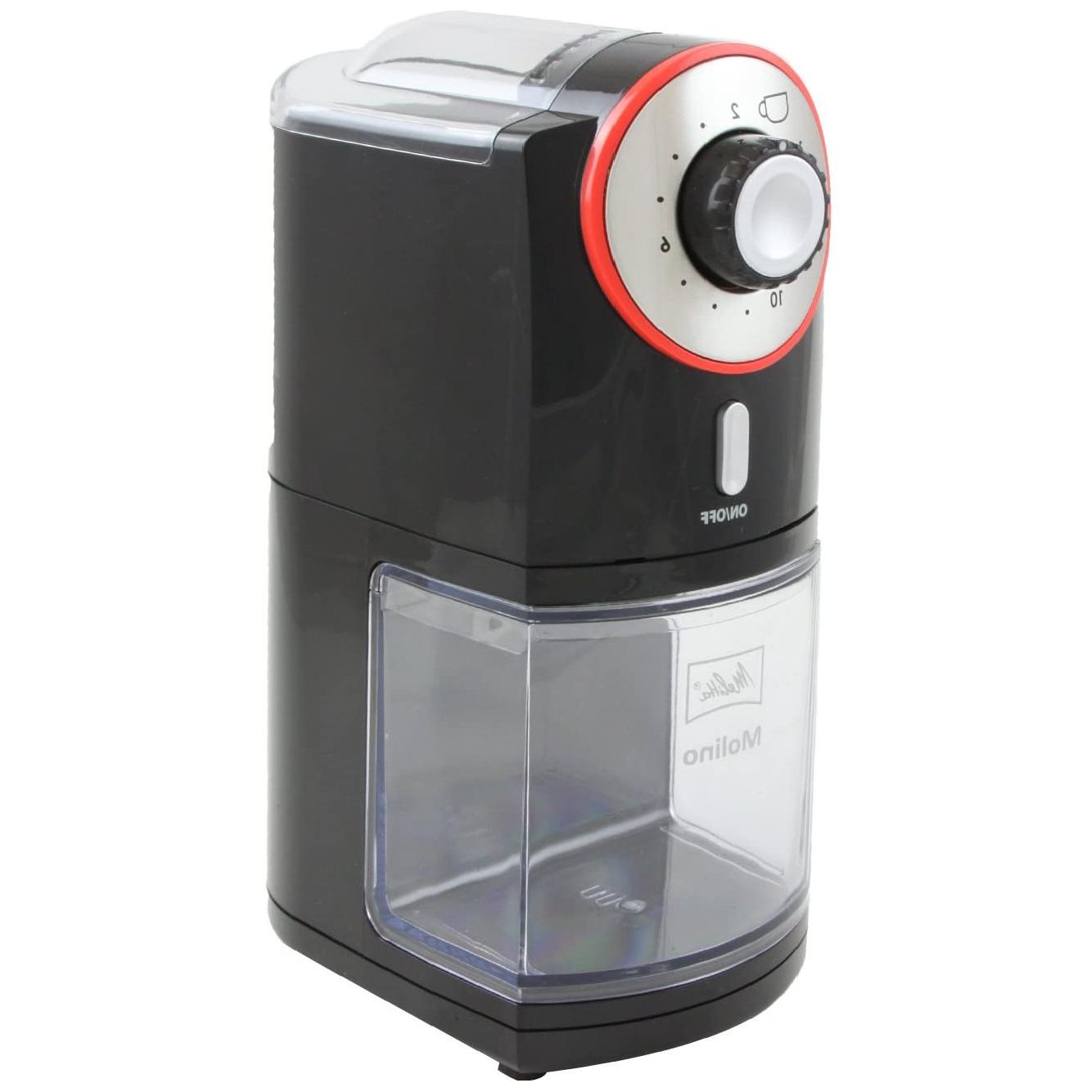 قیمت                      آسیاب قهوه ملیتا مدل Molino 1019