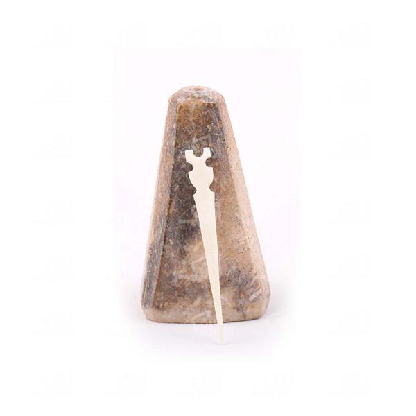 سرمه دان دست ساز آرانیک مدل سنگی کد 1022500001