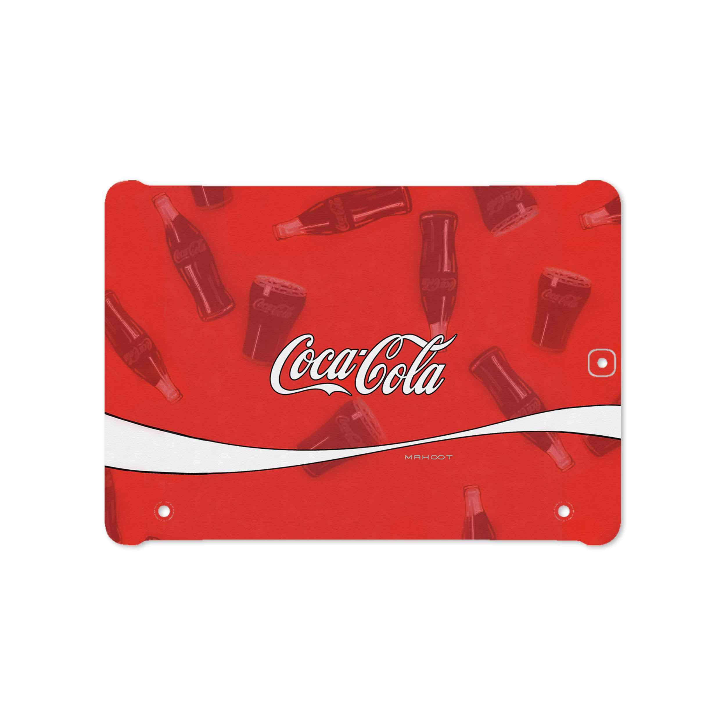 بررسی و خرید [با تخفیف]                                     برچسب پوششی ماهوت مدل Coca-Cola-Logo مناسب برای تبلت سامسونگ Galaxy Tab S2 9.7 2015 T810                             اورجینال
