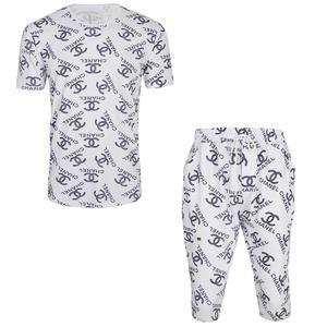 ست تی شرت و شلوارک مردانه مدل 347021301