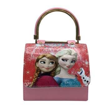 کیف دستی دخترانه طرح السا و آنا کد 1190.5
