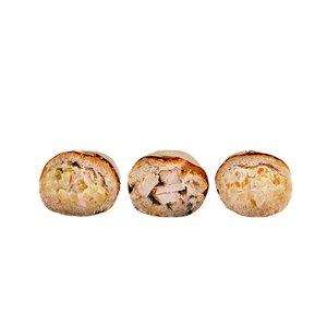 پکیج ساندویچ مرغ و الویه مزبار بسته 9 عددی