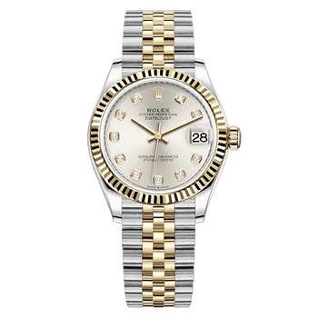 ساعت مچی عقربه ای مدل دیت جاست کد HC3001