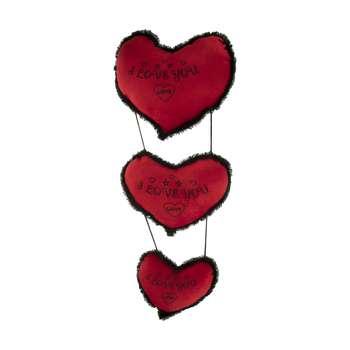 آویز تزیینی مدل قلب