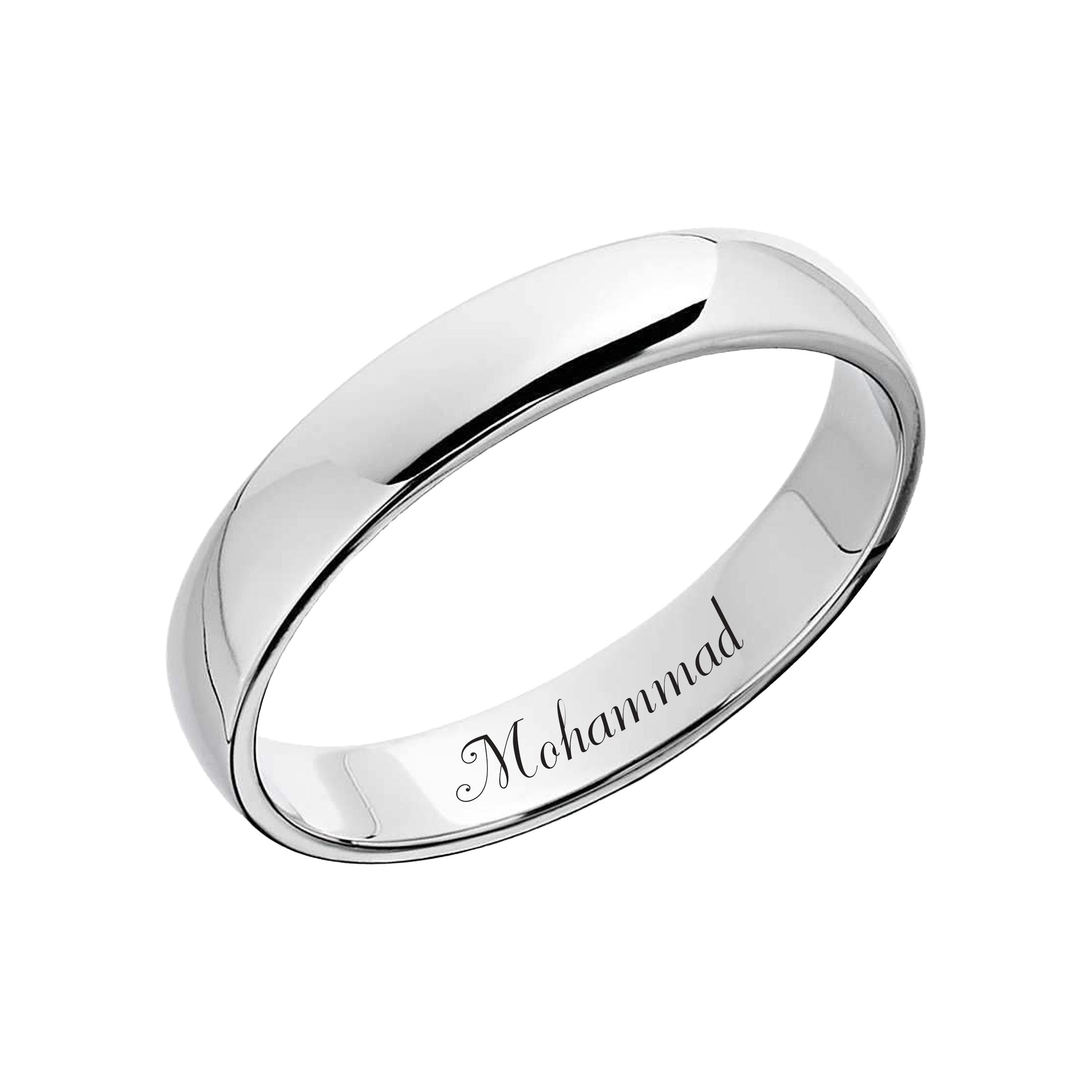 خرید                                      انگشتر ترمه ۱ مدل محمد