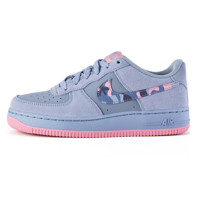 کفش راحتی زنانه نایکی مدل Air Force 1 GS
