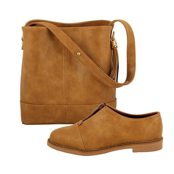 ست کیف و کفش زنانه مدل ماهور کد 910-2