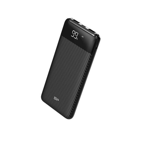 شارژر همراه سیلیکون پاور مدل GS28 ظرفیت 20000 میلی آمپر ساعت